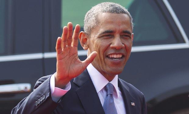 US President Barack Obama. (Photo: PTI)
