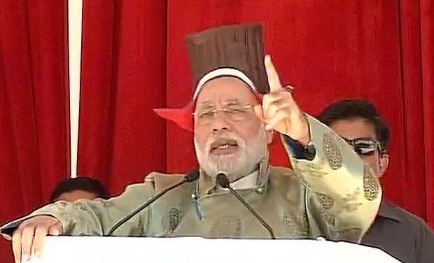 Indian PM Narendra Modi. (Photo: ANI Twitter)