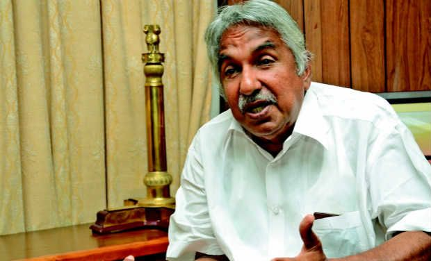 Kerala Chief Minister Oomen Chandy. (Photo: DC/File)