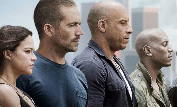 Vin Diesel, Michelle Rodriguez pay tribute to Paul Walker