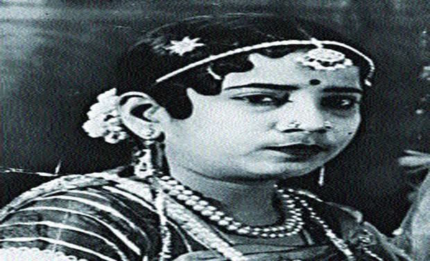 After coming on screen, Rajalakshmi went on to take up assignments in all departments behind the scenes as director, producer and writer. (Photo: DC)