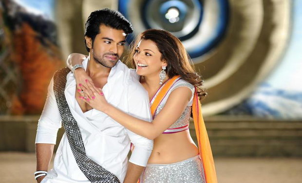 Ram Charan with Kajal Aggarwal     (Photo: DC archives)