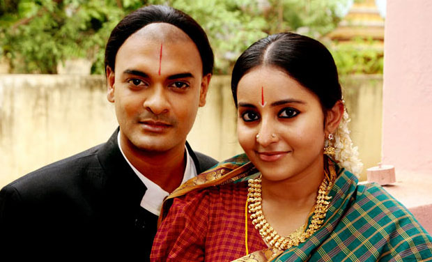 Abhinay and Bhama in 'Ramanujan'