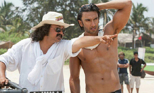 Ranveer Singh Gets Nostalgic On Completing Four Years In The Industry