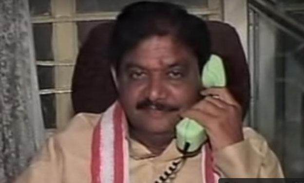 Former Andhra Pradesh Assembly Speaker Duddilla Sripada Rao. (Photo: Screengrab)