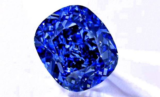 Rare Blue Diamond Sells For Record 48 5 Million At Auction