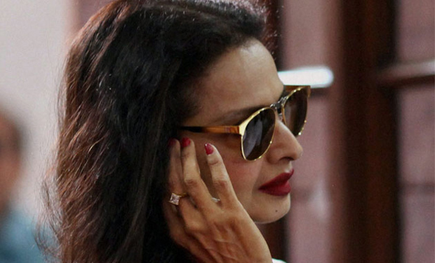Bollywood star Rekha (Photo: PTI/File)