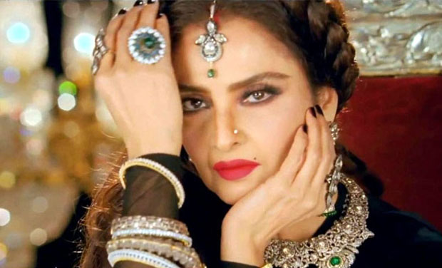 Rekha Is Actor Gemini Ganesan And Actress Pushpavalli S: Bollywood Celebrities And Their Real Names