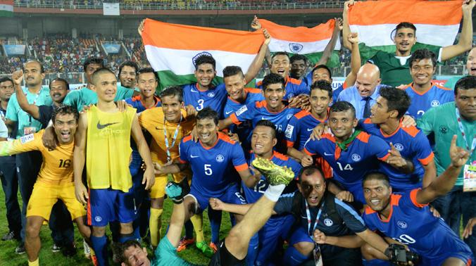 Football Scores Suzuki Cup