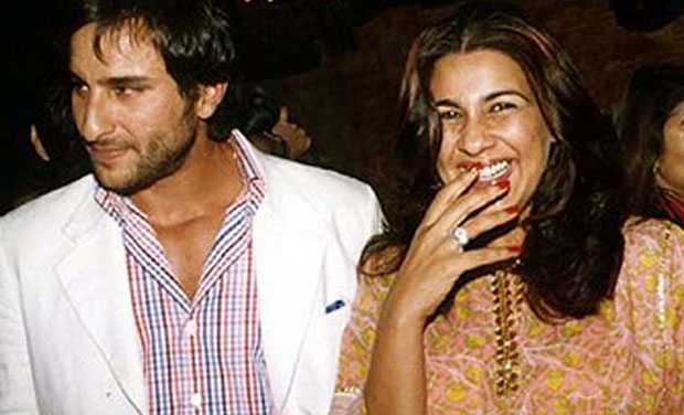 Celebrities who divorced soon after rumours spiraled out ...Saif Ali Khan Wife