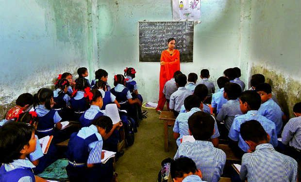 Based on this data, the government will provide eligible schools with transport reimbursement under the Sarva Shiksha Abhiyan. (Photo: DC)