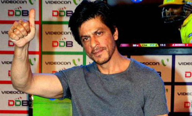 Online world has been abuzz by SRK