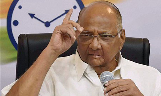 Image result for sharad pawar pti