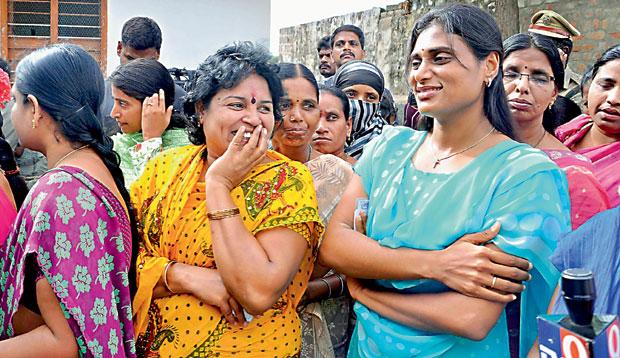 Andhra Pradesh split draws just 2 5 percent more voters in