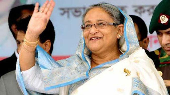 Bangladesh Prime Minister Sheikh Hasina. (Photo: AFP)