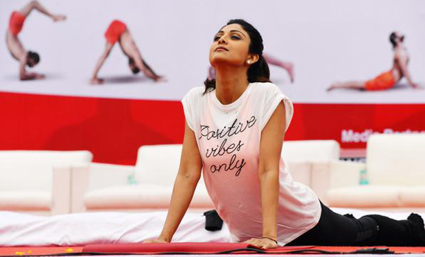 Bollywood Actress And Fitness Freak Shilpa Shetty Who Has Often Spoken About The Benefits Of