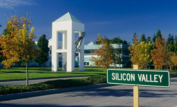 Silicon valley (Photo courtesy: www.startup-story.fr)