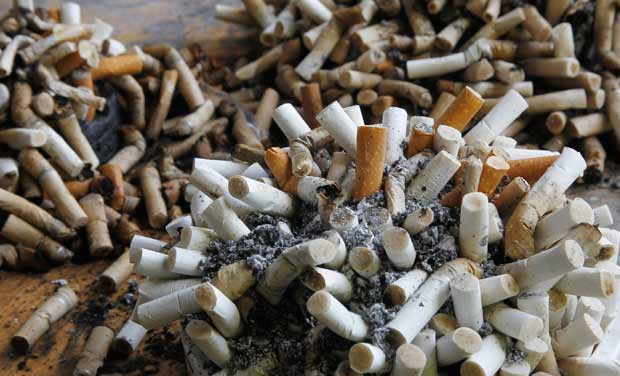 speech about cigarette