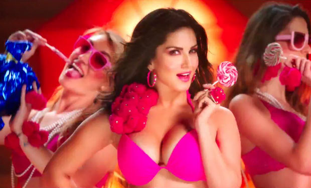 Watch Sunny Leone Shows Off Her Desi Look In Latest Track From