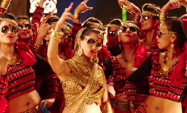 Watch Sunny Leone Gets Her Desi Groove On In Saiyaan Superstar