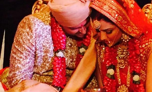 Suresh Raina tied the nuptial knot on Friday with Priyanka Chaudhary in a private ceremony which was attended only by family members and close friends, including a few of his teammates in New Delhi. (Photo: Twitter)