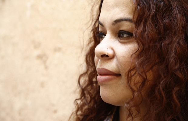 Suzette Jordan (Photo: http://amritaspeaks.com)
