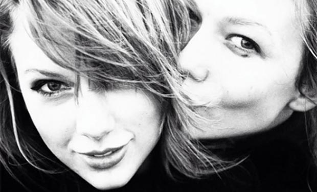 Taylor Swift Dashes Rumours Of Girl On Girl Romance With Karlie Kloss