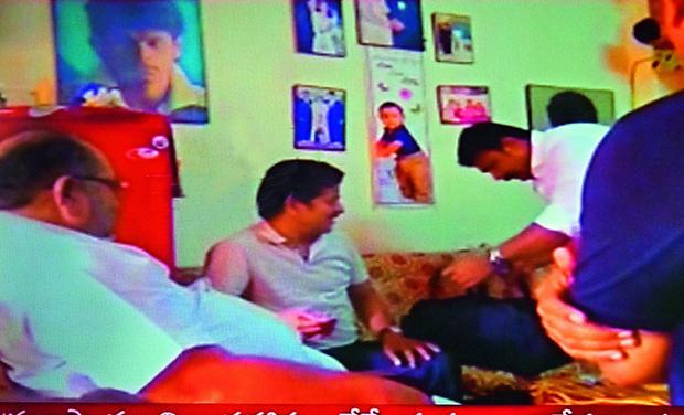 Cash for vote scam: Telugu Desam MLA Revanth Reddy took name