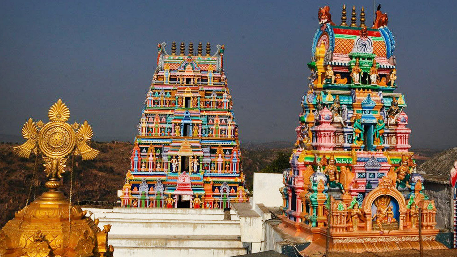 Sri Lakshminarasimha Swamy Temple (Photo: telanganatourism.gov.in)