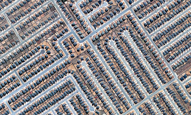 Beautiful Satellite Images Of Some Of The Best Planned Cities - The best satellite maps