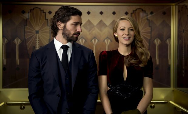 The Age of Adaline Blake Lively and Michiel Huisman