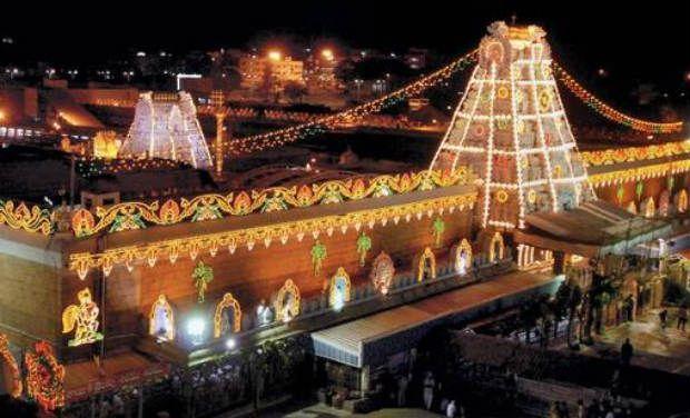 Tirumala Tirupati Devasthanams (Photo: DC)