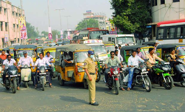 Image result for vijayawada traffic