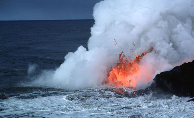 Huge and ancient underwater volcanoes discovered off coast ...