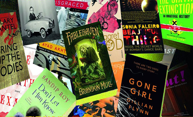 Our favourite authors talk about the books they got hooked to in 2014
