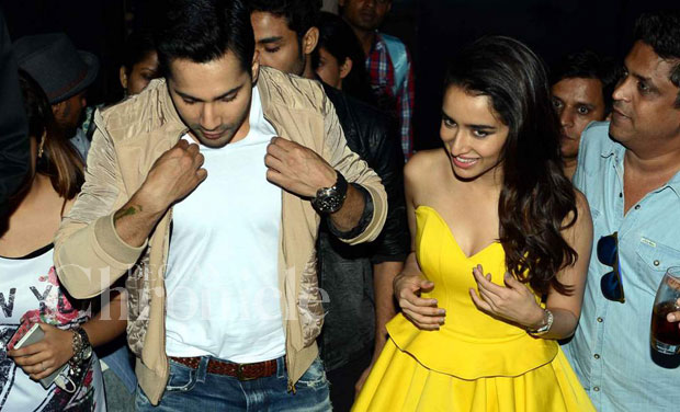 Varun Dhawan And Shraddha Kapoor Childhood