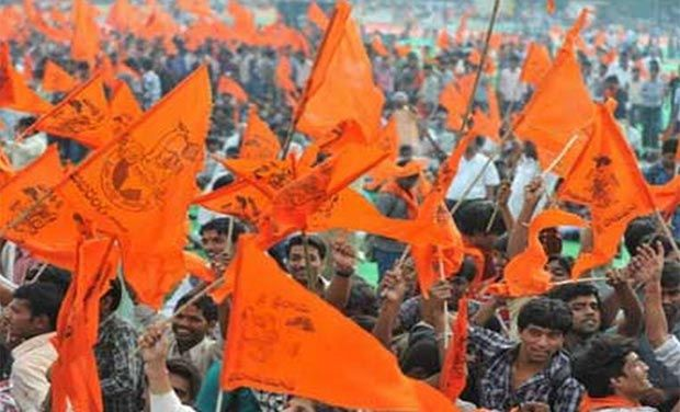 The Sangh Parivar and the Shiv Sena are to India what the Jamaat-e-Islami, the Taliban and their ilk are to Pakistan