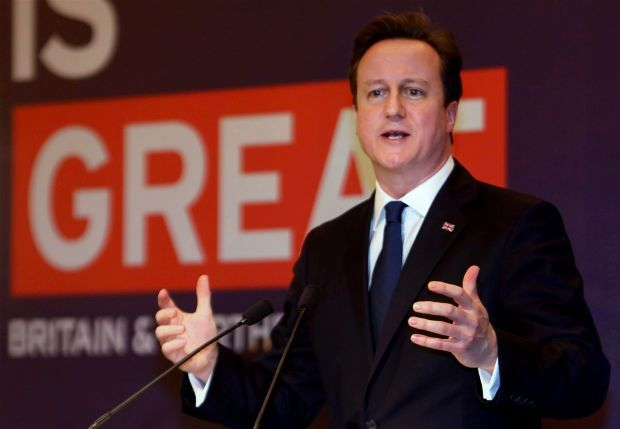 British PM David Cameroon. (Photo: PTI/File)
