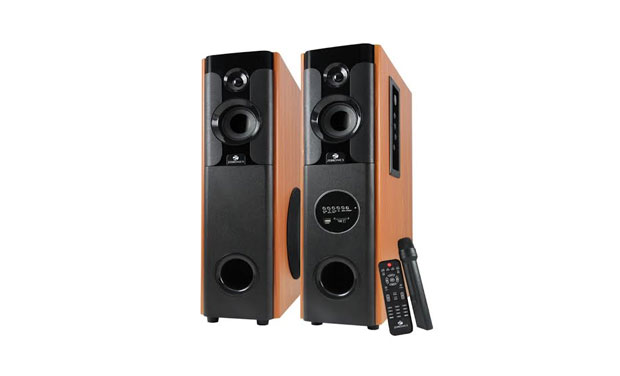 Zebronics Launches New Bluetooth Tower Speaker
