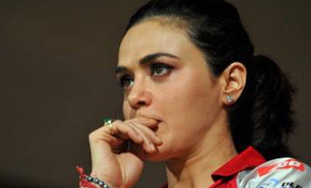 Bollywood actress Preity Zinta. (Photo: PTI)