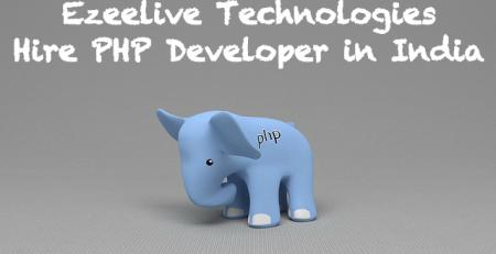 Ezeelive Technologies - Hire PHP Developer in India