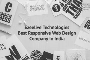 Ezeelive Technologies - Best Responsive Web Design Company in India