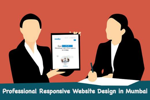 Professional Responsive Website Design in Mumbai