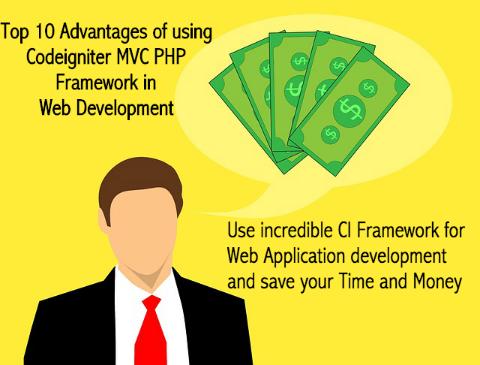 Top 10 Advantages of Codeigniter PHP Framework