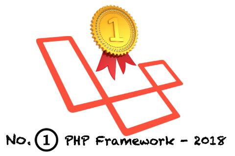 Laravel - No. 1 PHP Framework in 2018