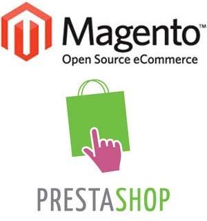 comparison between magento and prestashop