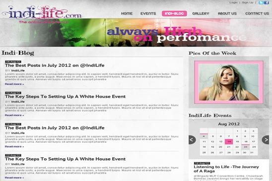 indi life blog