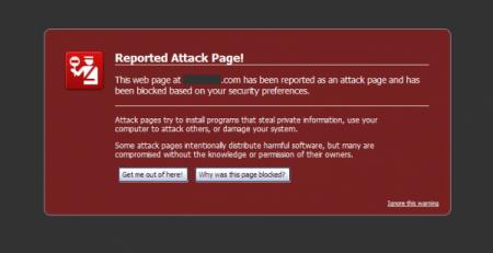 web based malware prevention