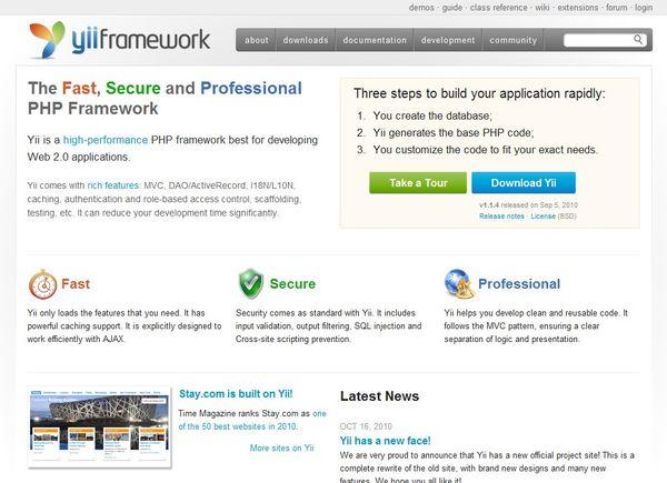 yii framework developer in mumbai india - ezeelive technologies