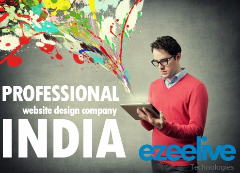 Professional Website Design Company in India